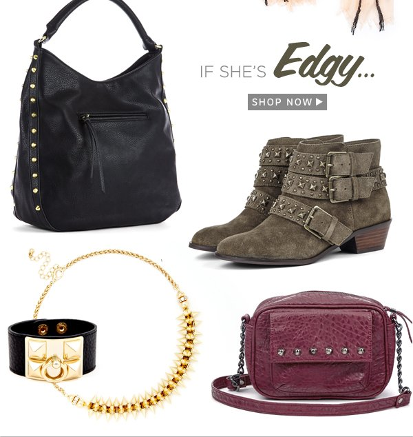 Gift Guide By Likes: Edgy
