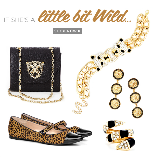 Gift Guide By Likes: Wild