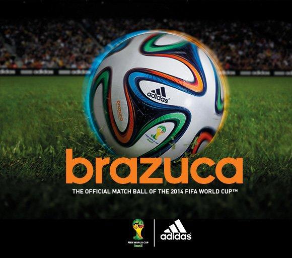 Reserve the Brazuca »