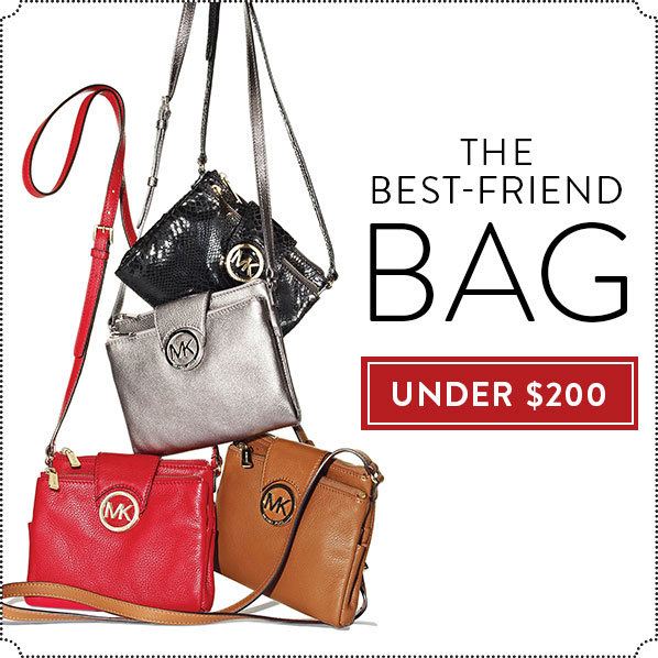 THE BEST-FRIEND BAG - UNDER $200