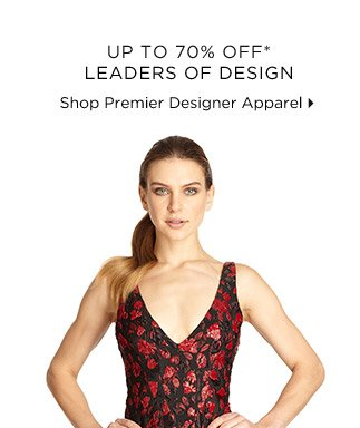Up To 70% Off* Leaders Of Design