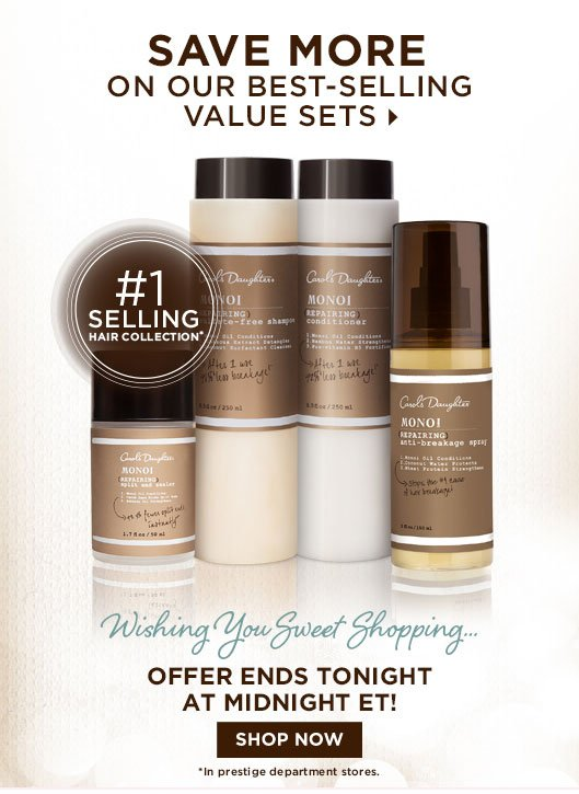 Save more on our best-selling Value Sets