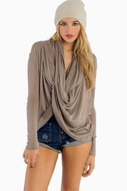 So Twisted Sweater