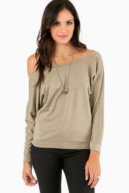 Layla Off Shoulder Sweater