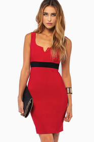 Elaina Bodycon Dress