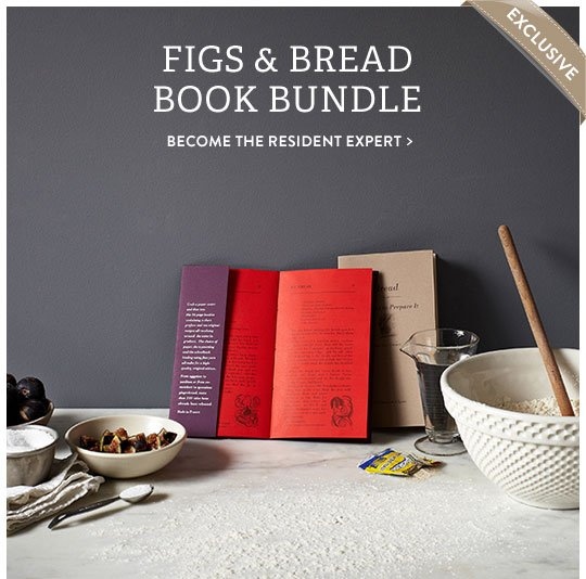 Figs & Bread Books