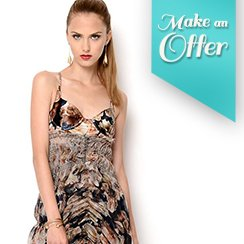 Make An Offer Sales!: Designer Dresses