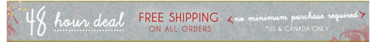 48 Hours Free Shipping