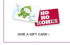 give a gift card