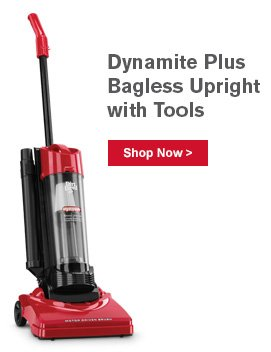Dynamite Plus Bagless Upright with Tools