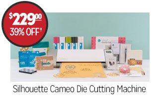 Silhouette Cameo Die Cutting Machine - $229.00 - 39% off‡