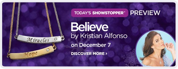 Today's Showstopper Preview - Kristin Alfonso