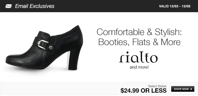 Comfortable and Stylish: Booties, Flats and More