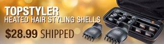 Newegg Flash - Topstyler Heated Hair Styling Shells.