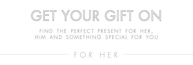 Get Your Gift ON
