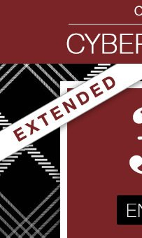 Online Exclusive - Cyber Monday Sale - EXTENDED