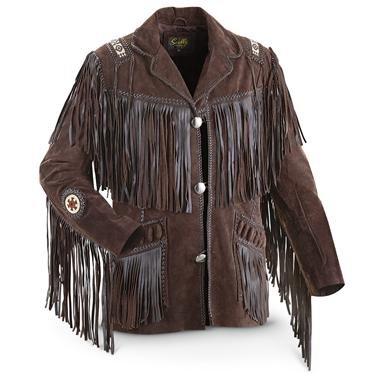 Scully® Fringe Western Jacket