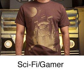 Sci-Fi/Gamer
