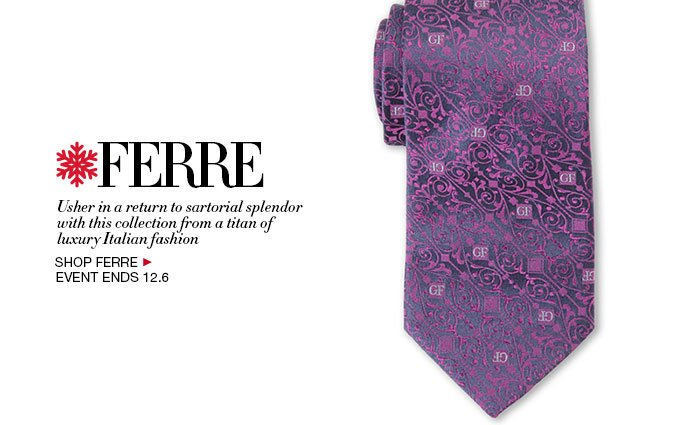 Shop Ferre for Men