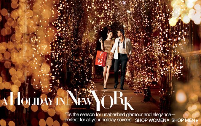 Shop The Look: A Holiday In NY for Men