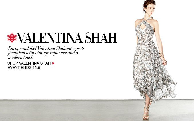 Shop Valentina Shah for Women