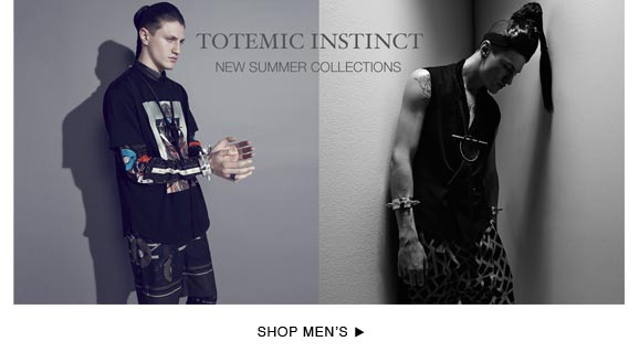 New Summer Collections 2014 - Shop Men's