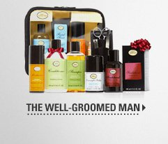 The Well-Groomed Man