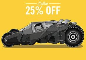 Shop Extra 25% Off: Wall Art