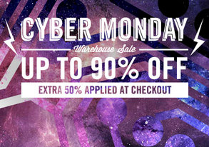 Shop Cyber Monday Warehouse Sale