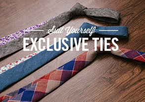 Shop Business Time: Exclusive Ties & More