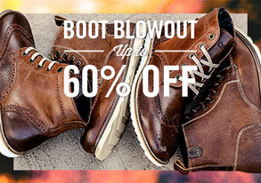 Shop Boot Blowout: Up to 60% Off