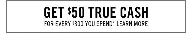 Get $50 True Cash