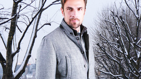 Gio Matto Men's Italian Wool Coats