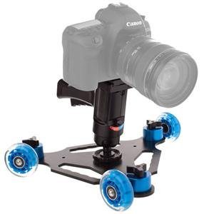 Adorama - Flashpoint Video Shootskate II Dolly W/ Video Head