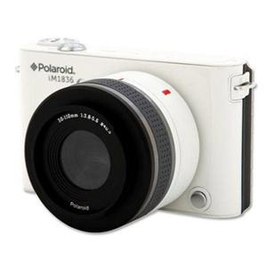Adorama - Polaroid iM1836 Android Mirrorless Camera with Interchangeable 10-30mm Lens