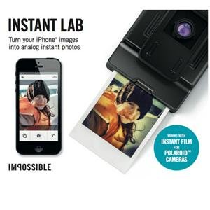 Adorama - Impossible Instant Lab for iPhone 4/4s / iPhone 5