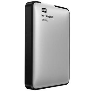 Adorama - WD 2TB My Passport External USB 3.0 Hard Drive for Mac