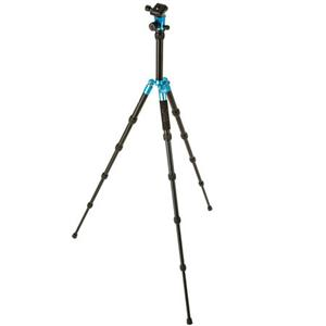 Adorama - 3Pod P5ARH Compact 5 Section Reversable Aluminum Travel Tripod with K3 BallHead