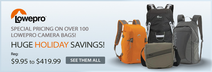Adorama - Lowepro Bags