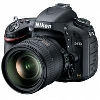 Adorama - Nikon D610 DX-Format DSLR Cameras & Kits