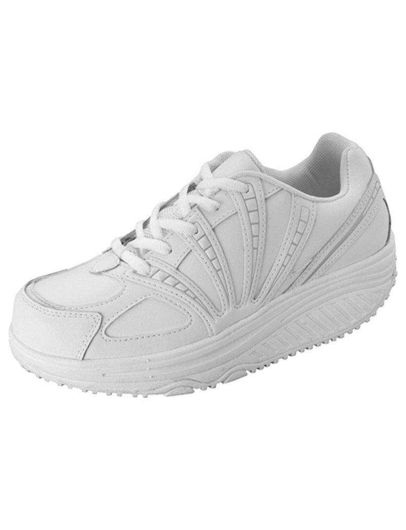 Rocker Bottom Action Athletic Shoe