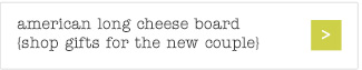 american long cheese board