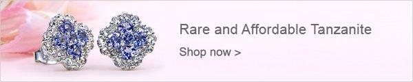 Rare and Affordable Tanzanite