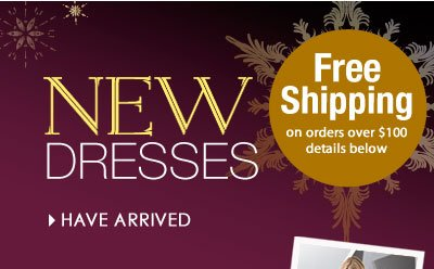 They're HERE! Shop NEW DRESSES!