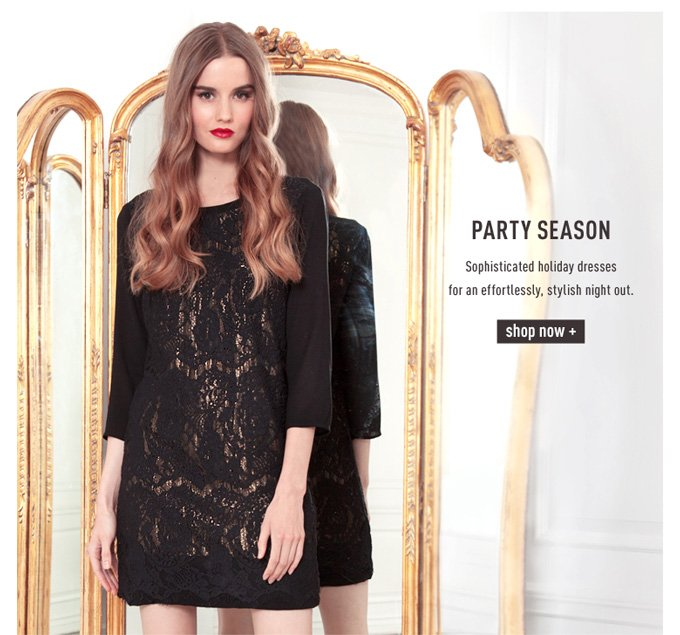 Party Season - Shop Now