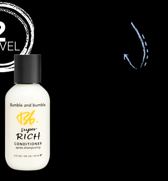Super Rich Conditioner travel size