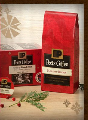 LIMITED EDITION -- Holiday Blend 2013