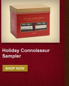Holiday Connoisseur Sampler