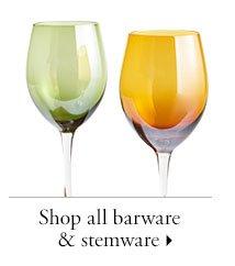 Shop all barware & stemware