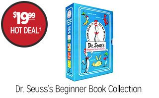 Dr. Suess's Beginner Book Collection - $19.99 - HOT DEAL‡
